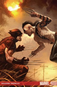 Wolverine Origins volume 3
