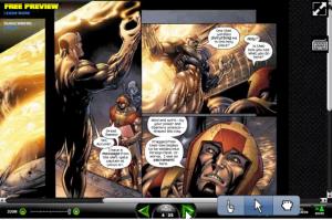 iPhone Marvel Comics