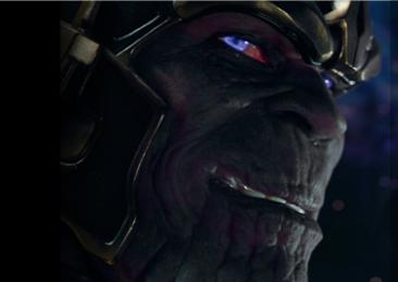 Holy snap Thanos!
