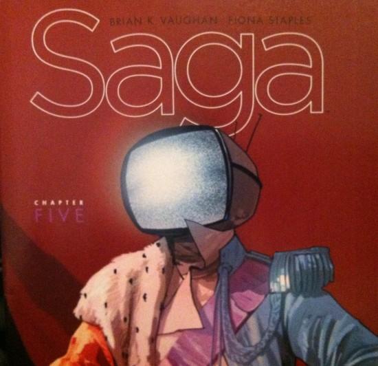 Saga Prince Robot