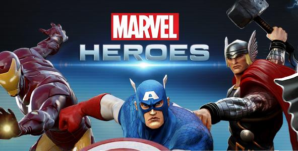 Marvel Heroes Beta