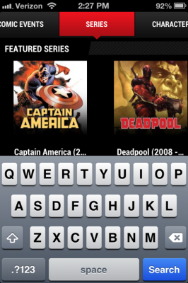 app search is tricksy