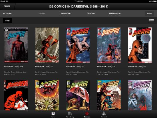 Daredevil Reading Order