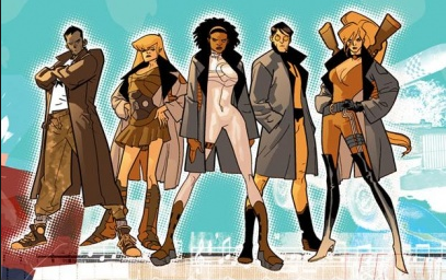Nextwave Comics
