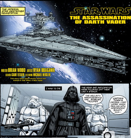 Star Wars Free Comics
