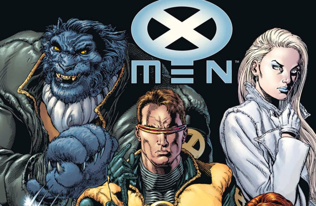 Marvel's New X-Men from writer Grant Morrison