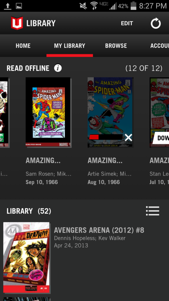 marvel unlimited comic 2