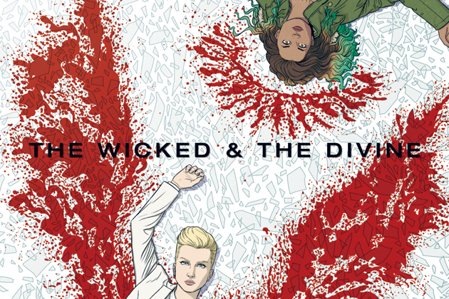 The-Wicked-and-the-Divine-comic