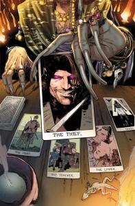 Gambit's aspects