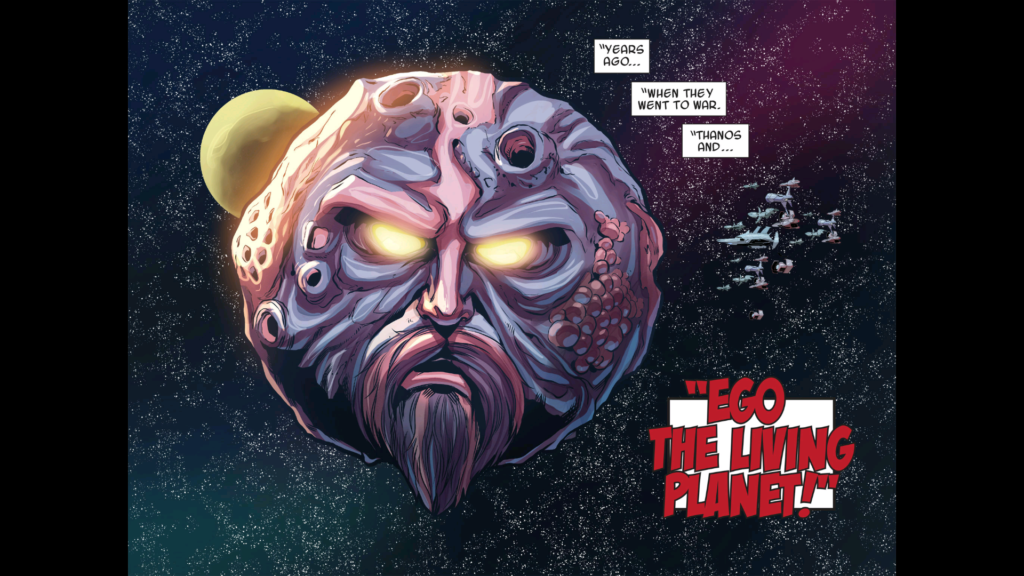thanos-vs-ego-the-living-planet