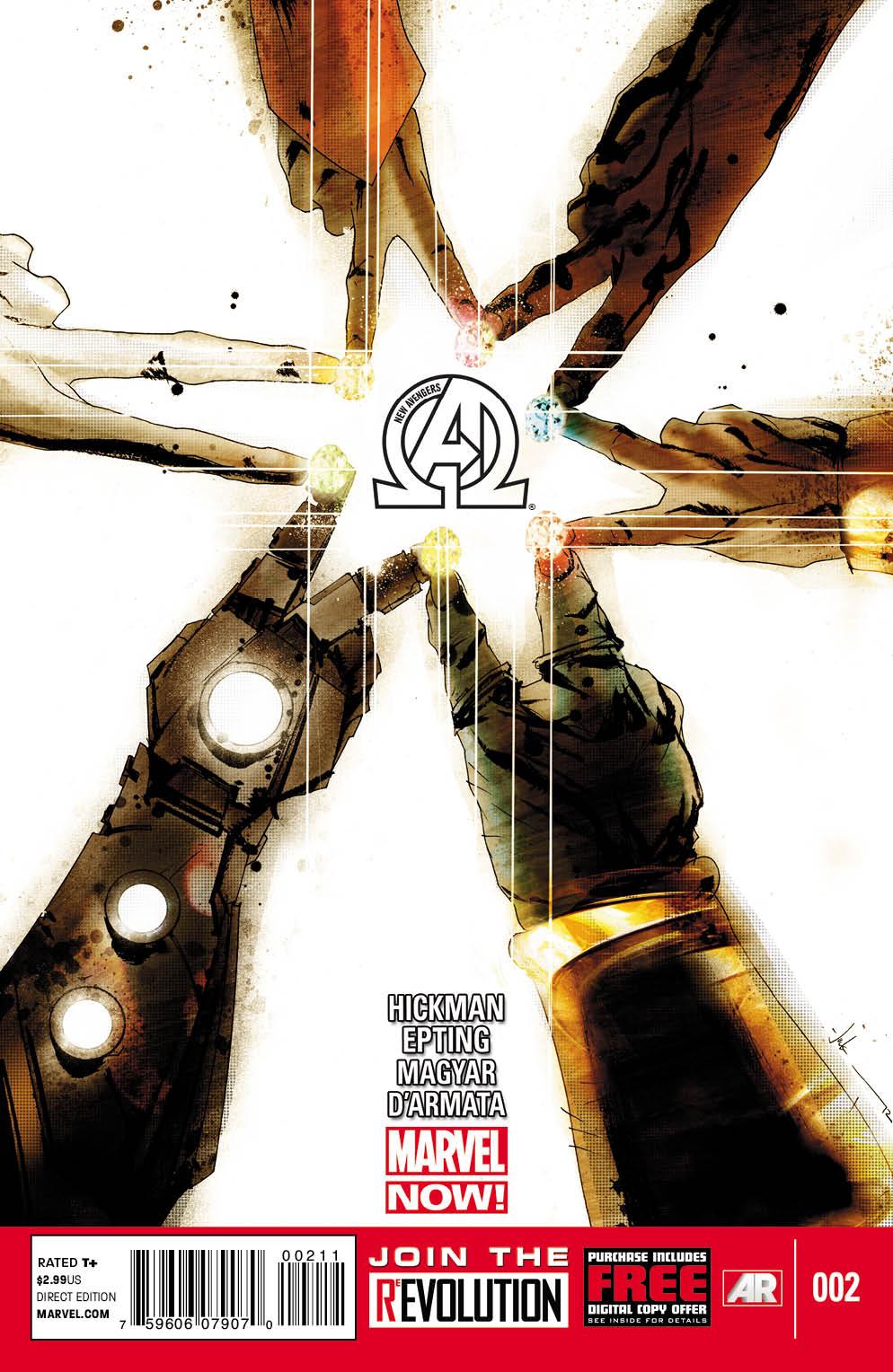 Marvel NOW! Reading Order List   New Reader Friendly!