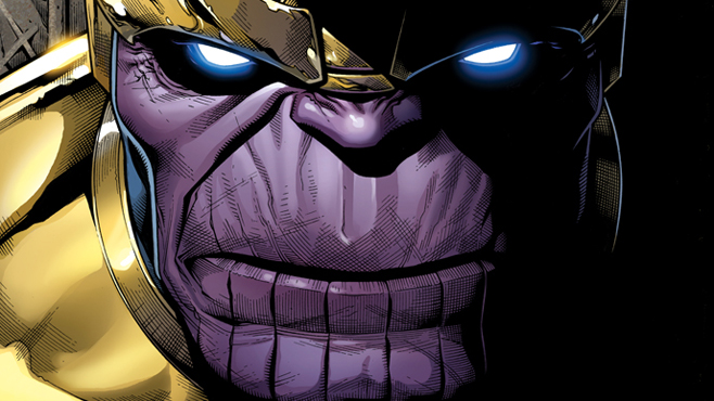 thanos is back in Infinity!