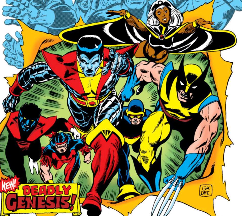 Chris Claremont X-Men & New Mutants Reading Order