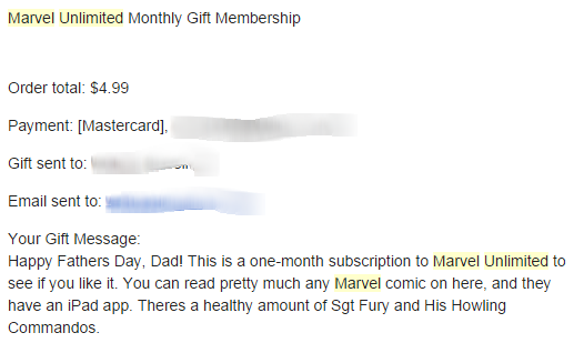 marvel-unlimited-gift-subscription-problems