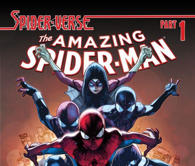 spider-man spider verse begins!