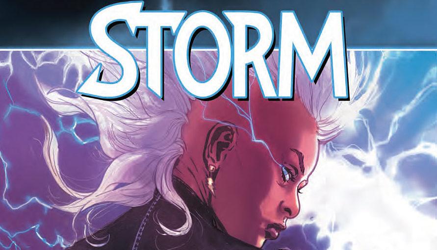 epic X-Men Storm!