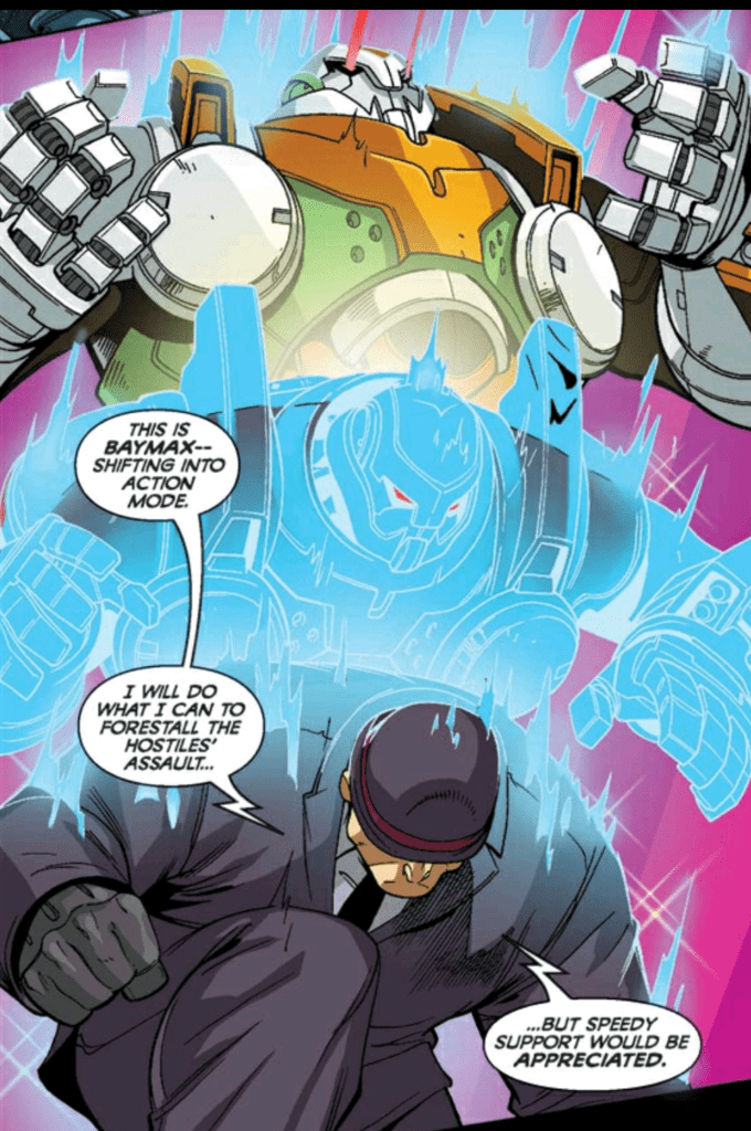 Big Hero Comic are big hero 6 comics on marvel unlimited worth it?