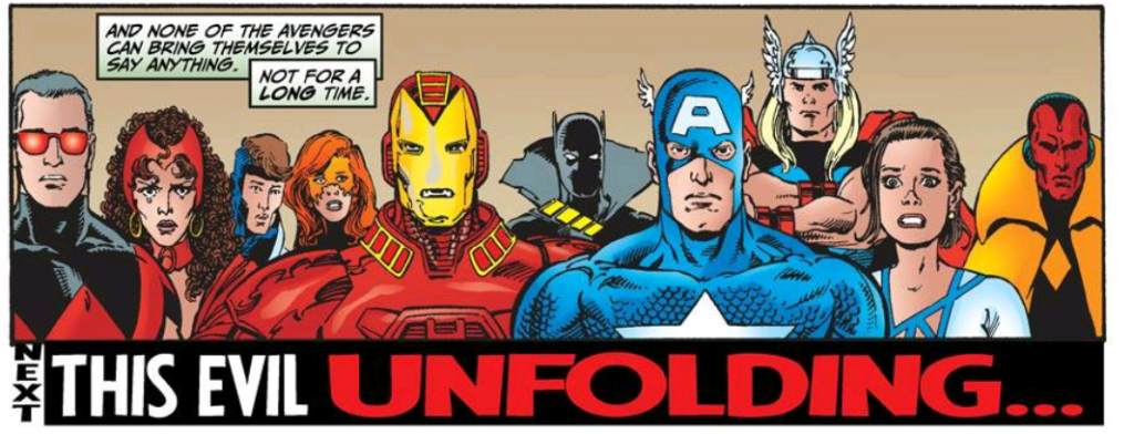 Avengers react to return of Ultron