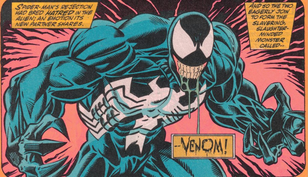 venom reading order | essential issues & trade guide | comic book herald