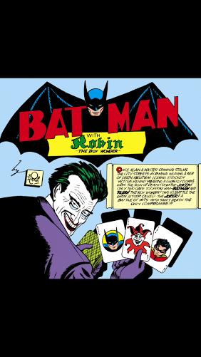Debut of the Joker