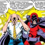 Professor X and Magneto contact Galactus