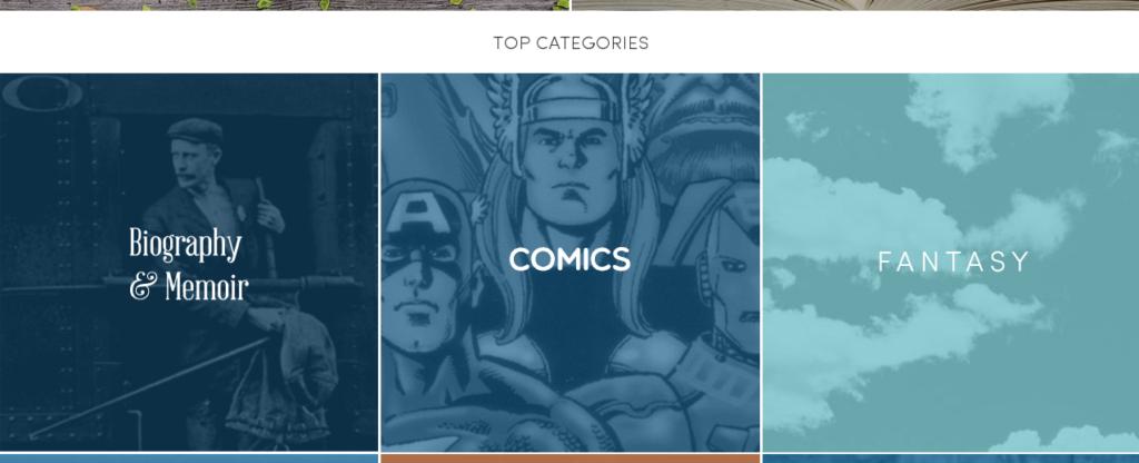 comics on Scribd Unlimited