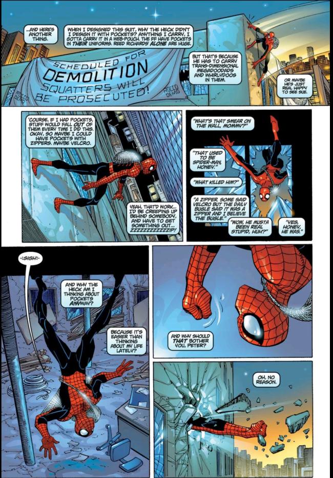 Funny Spider-Man