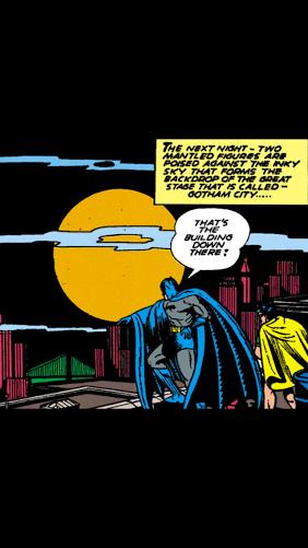 Gotham City Origins!
