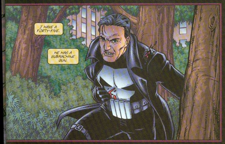 Garth Ennis and Steve Dillon Punisher