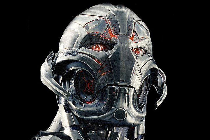Age of Ultron design