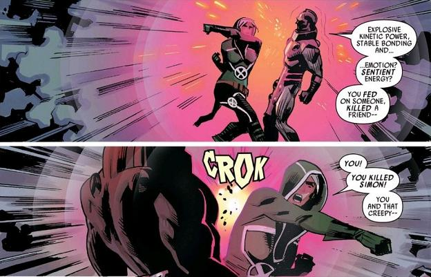 Even the sound effect has an opinion...