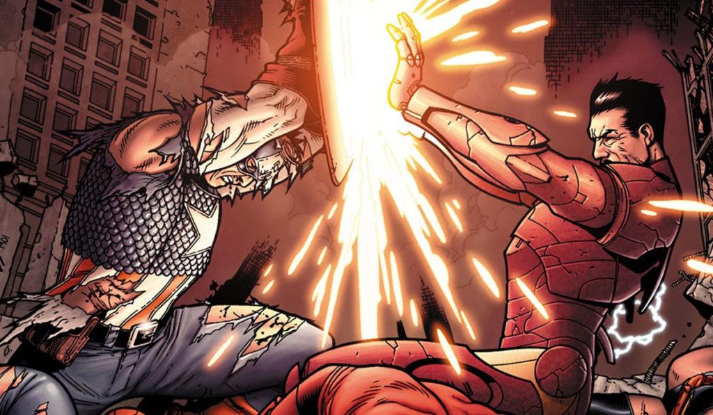 Marvel Civil War Reading Order Guide | Trades & Tie-Ins ...
