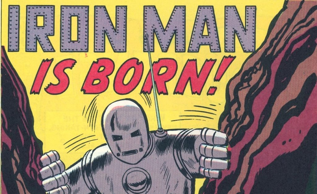 Iron Mans first comics