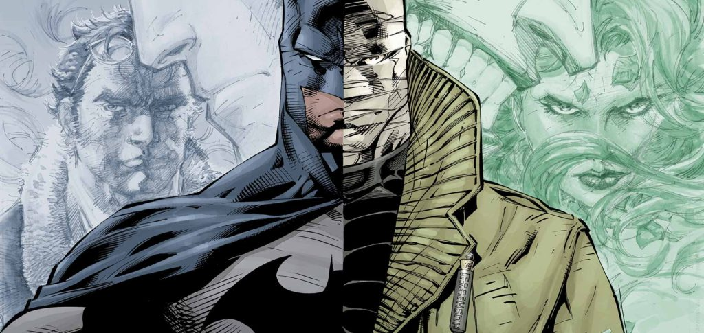 batman meets hush