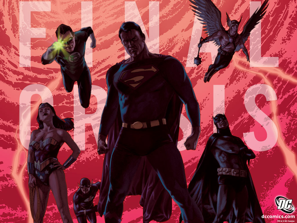 the final crisis