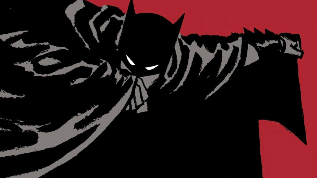 Frank Millers Batman Year One