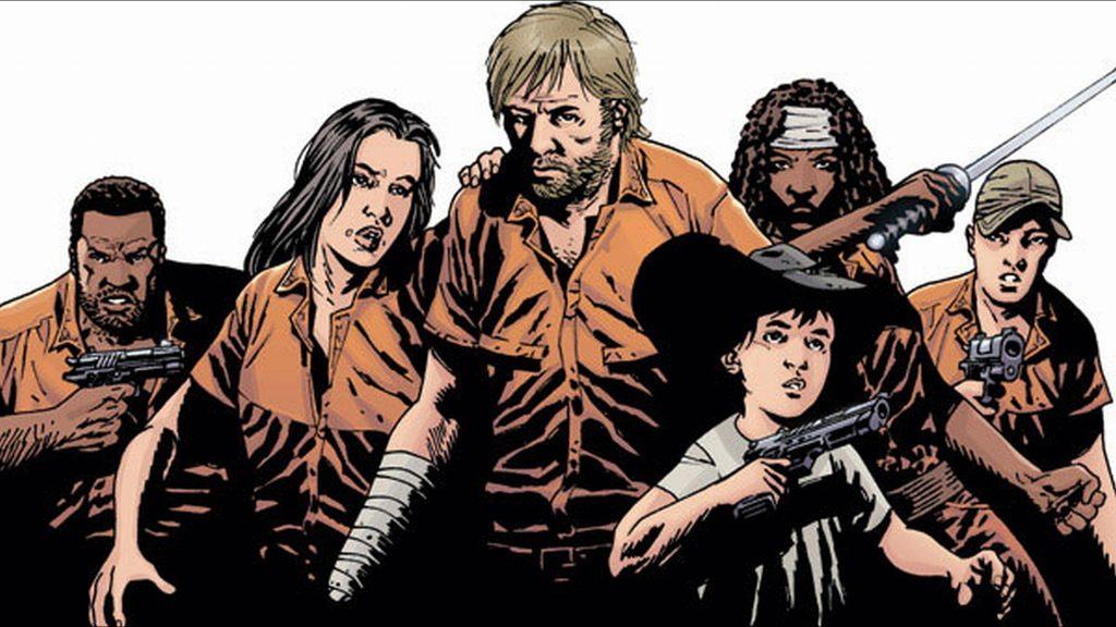 Image Comics the Walking Dead