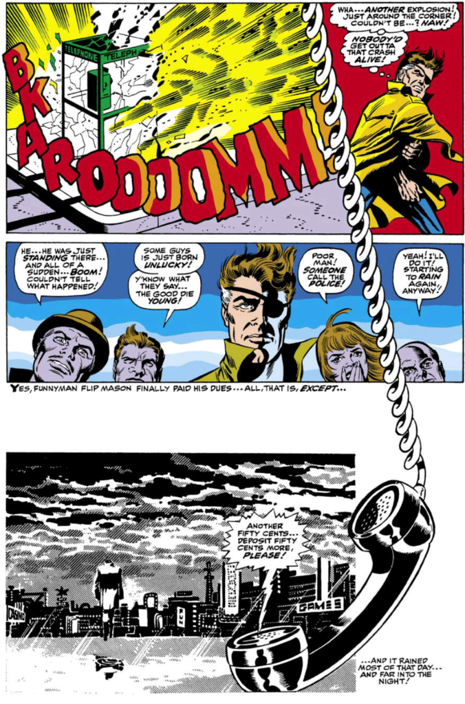 Jim Steranko on Nick Fury Agent of SHIELD