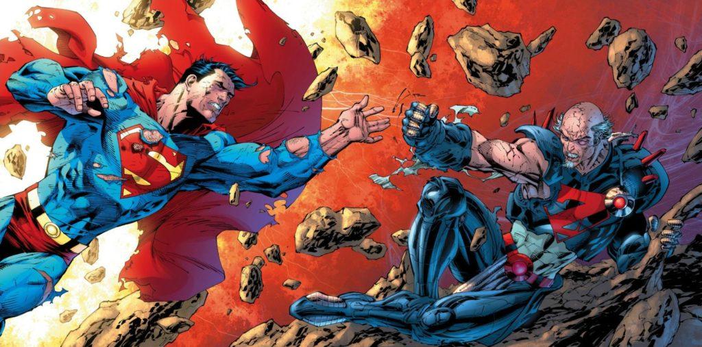 Superman millions missing in Metropolis
