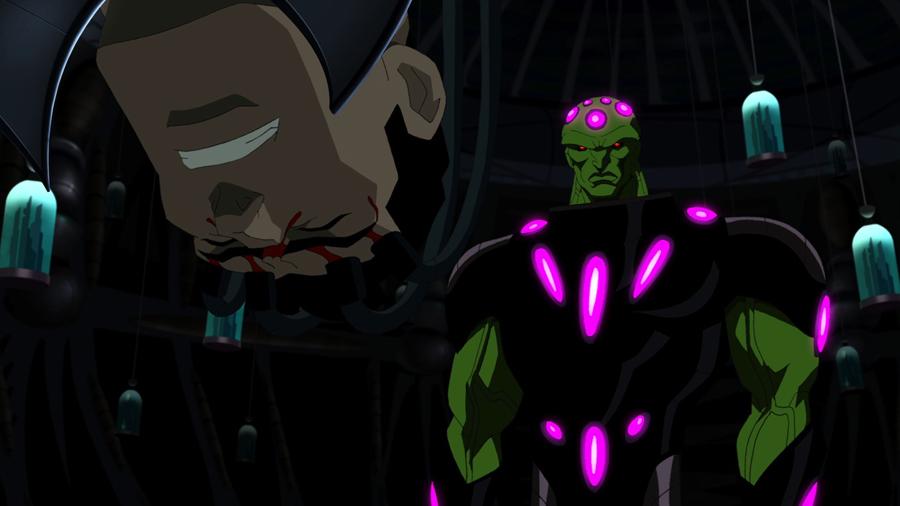 Braniac the Superman villain