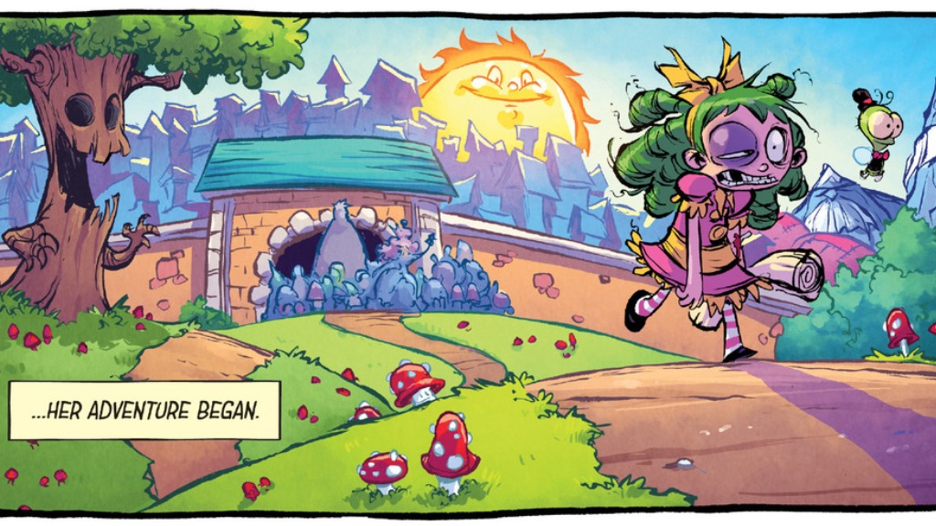 Skottie Young's I Hate Fairyland