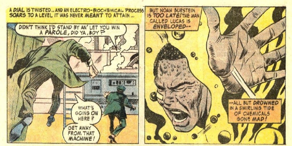 Origins of Luke Cage