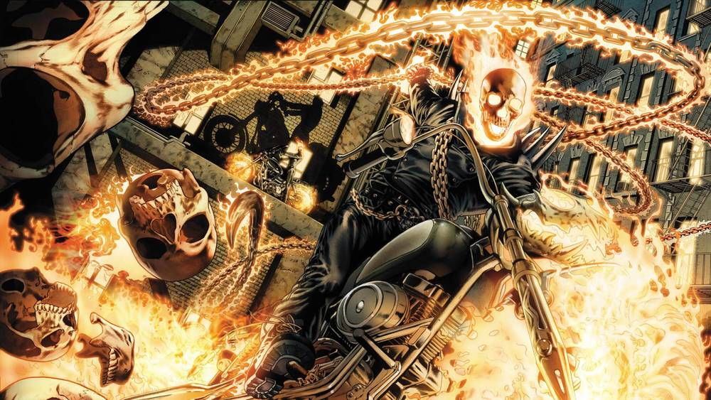 Ghost Rider now in Agents of SHIELD
