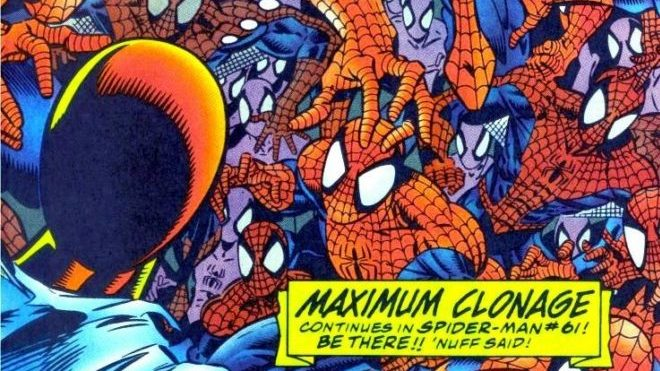 Maximum Spider-Man Clonage