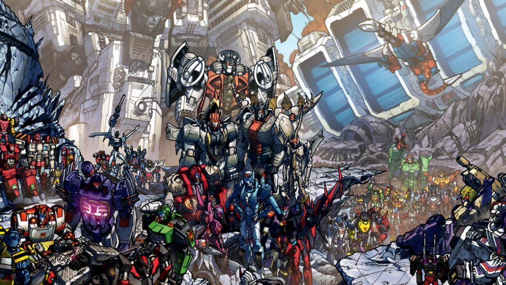 Transformers Comics Reading Order | Complete IDW Timeline