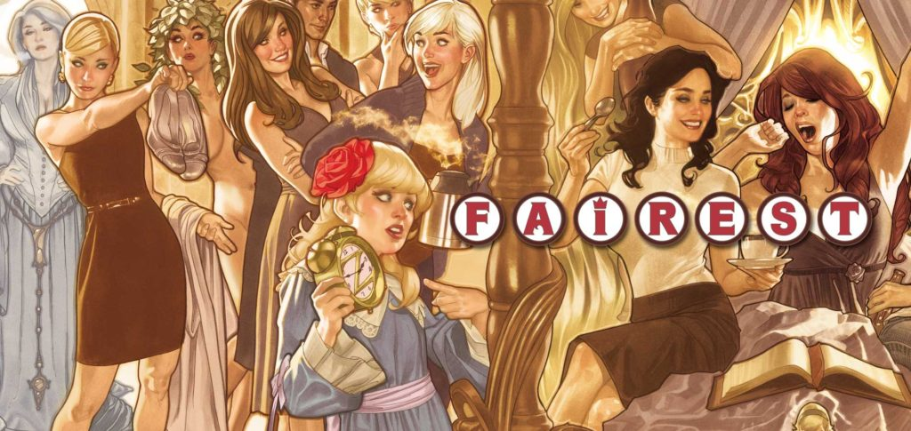 Fables Universe expands with a new series called Fairest