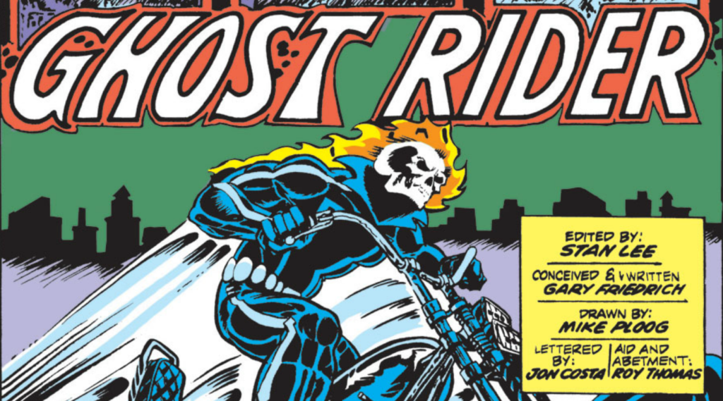 Ghost Rider Origins