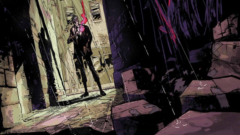 John Constantine in DC Comics