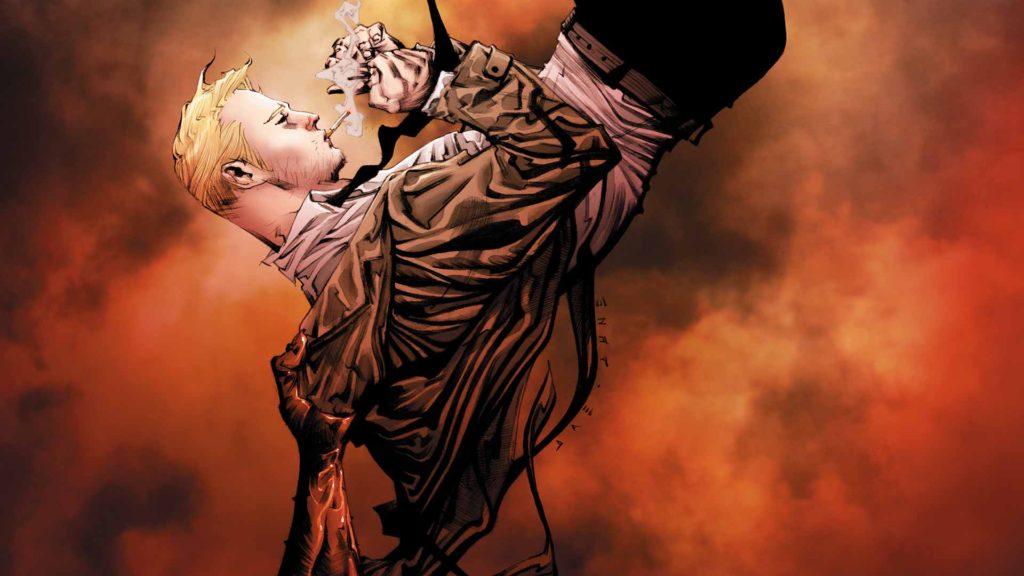 John Constantine comic books