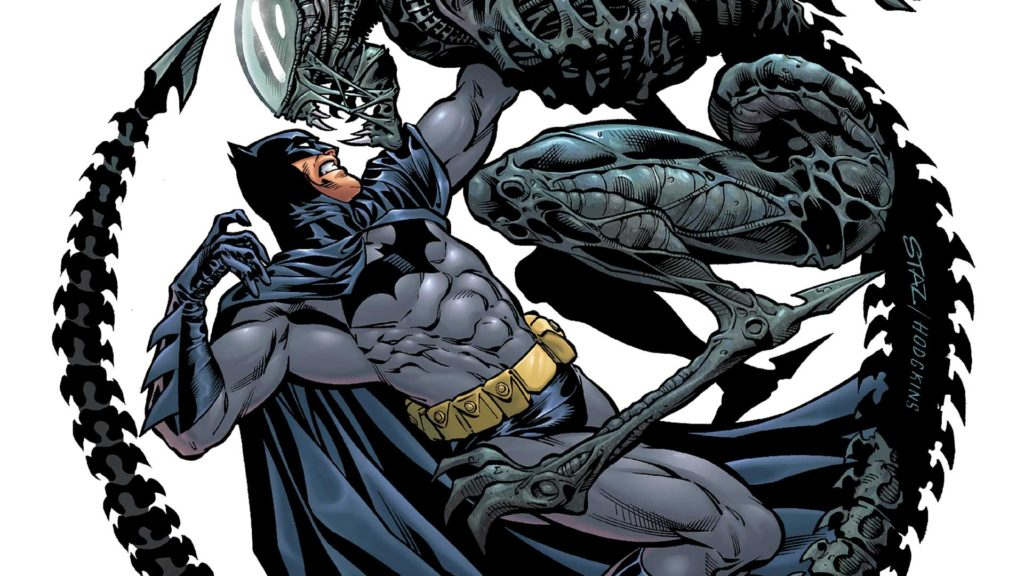 Batman vs Aliens